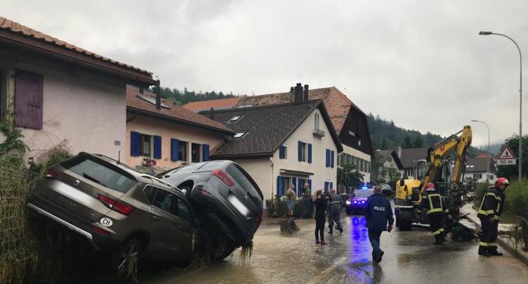 Rallonge financière après les inondations