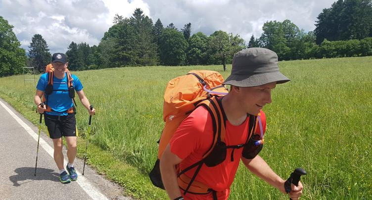 Olivier Moser et Raphaël Seuret conservent leur titre à la Jura'ltitude