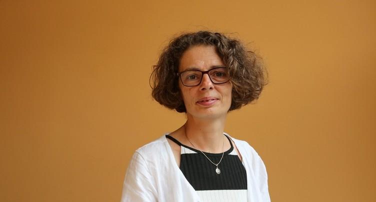 Rébecca Lena à la tête d'Unia Transjurane
