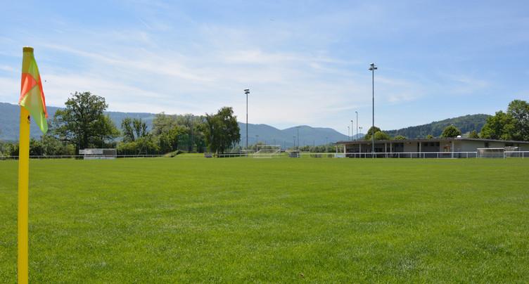 Un soutien au football et pour une étude sur une déchèterie à Delémont