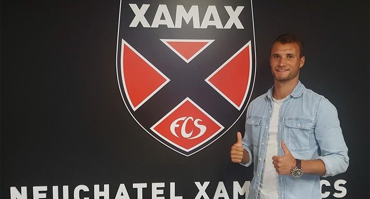 Noha Sylvestre signe à Xamax