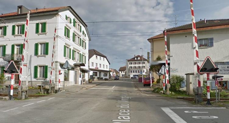 Saignelégier : le centre du village fermé à la circulation