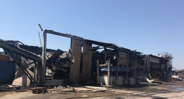 Les dégâts se chiffrent en millions à Vendlincourt