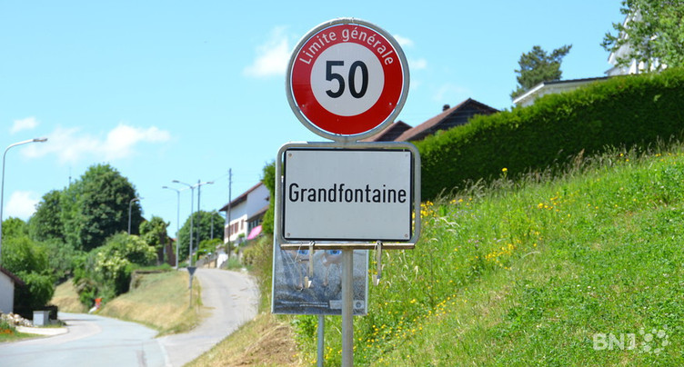 Le triage forestier en question à Grandfontaine