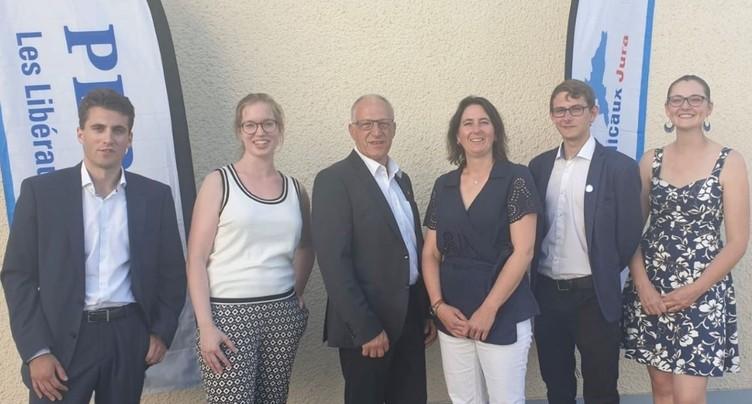 Le PLRJ lance six candidats pour le National