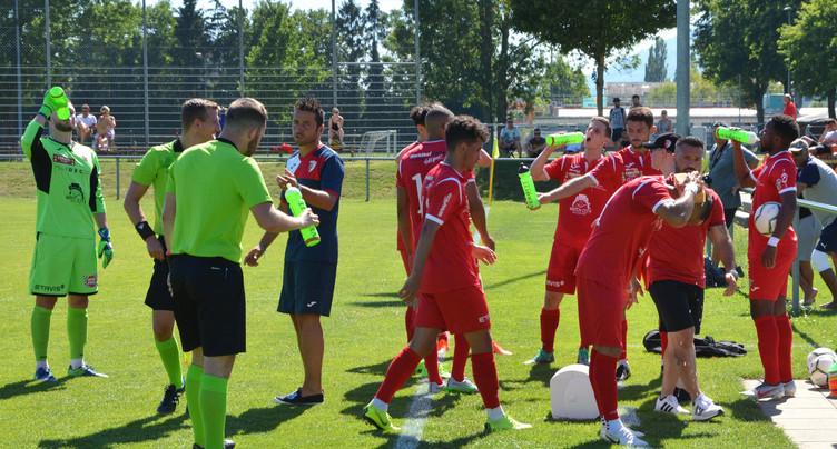 Un départ au FC Bienne