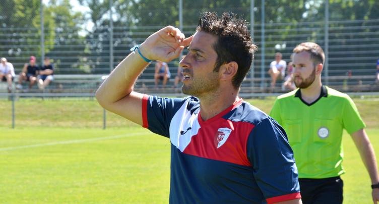 Premier match et première défaite pour le FC Bienne