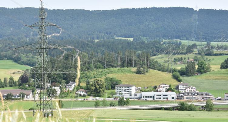 La tension va pouvoir augmenter entre Bassecourt et Mühleberg