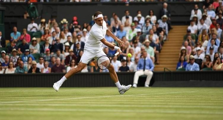 Roger Federer sera au rendez-vous des huitièmes