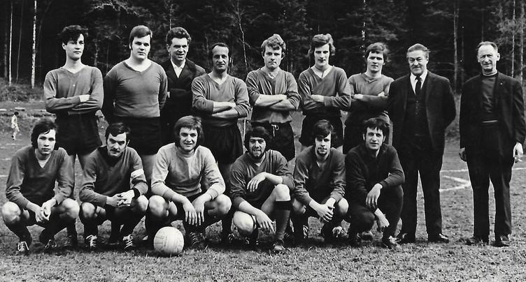 Un demi-siècle de football sur les rives du Doubs