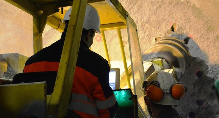 Le laboratoire souterrain du Mont Terri trouve un nouveau partenaire