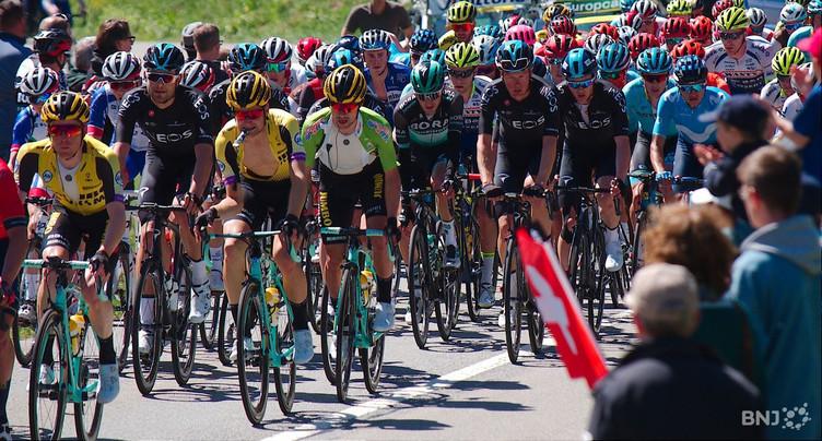 Le Tour de Romandie 2020 traversera le Jura bernois