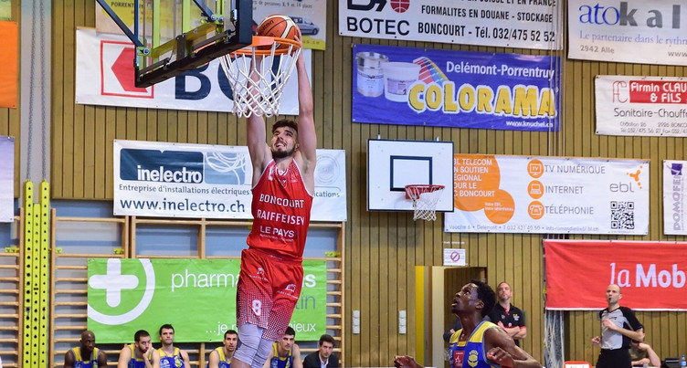 Juraj Kozic revient au BCB !