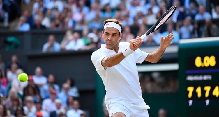 Roger Federer craque au bout du suspense