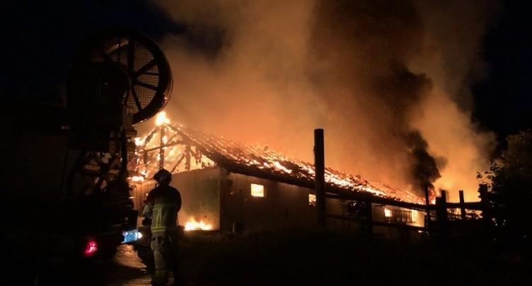 L'incendie du Bison Ranch restera un mystère