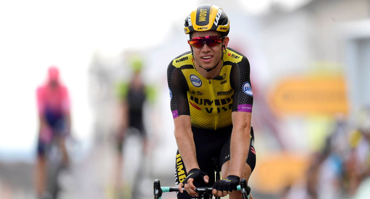 Wout van Aert enlève la 10e étape au sprint
