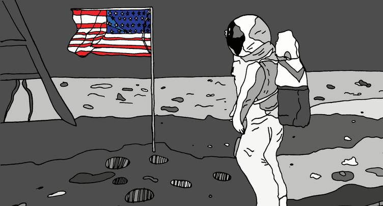 Apollo 11 : la photo qui a fait le buzz (2/8)