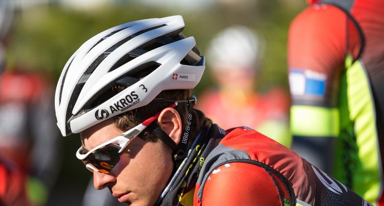 Justin Paroz s'empare de la 4e étape du Trophée du Doubs