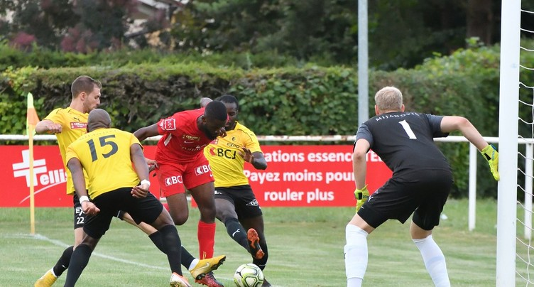 Le derby amical aux SRD