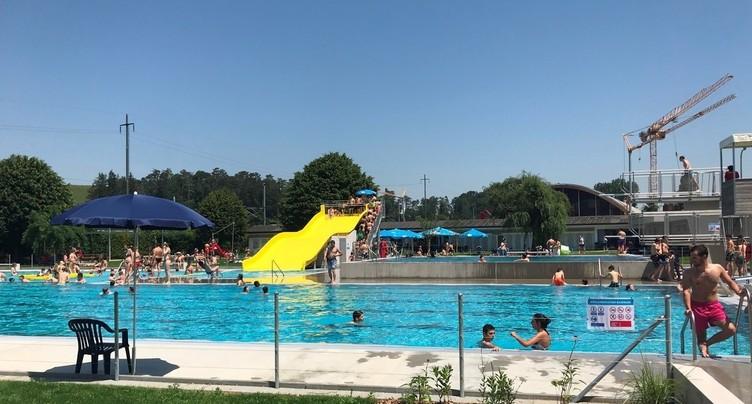 « La p'tite phrase » - La piscine de Porrentruy