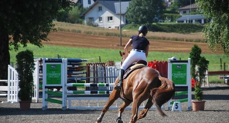 La fête du cheval au Val-de-Ruz