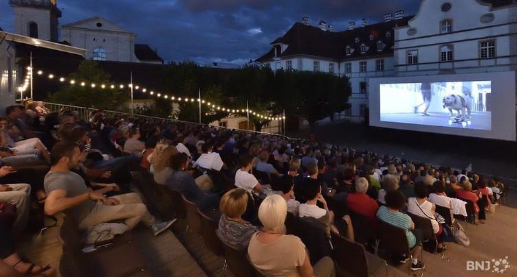 Le cinéma prend l'air à Delémont
