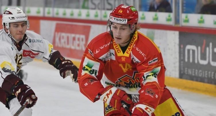 Janis Jérôme Moser élu meilleur espoir