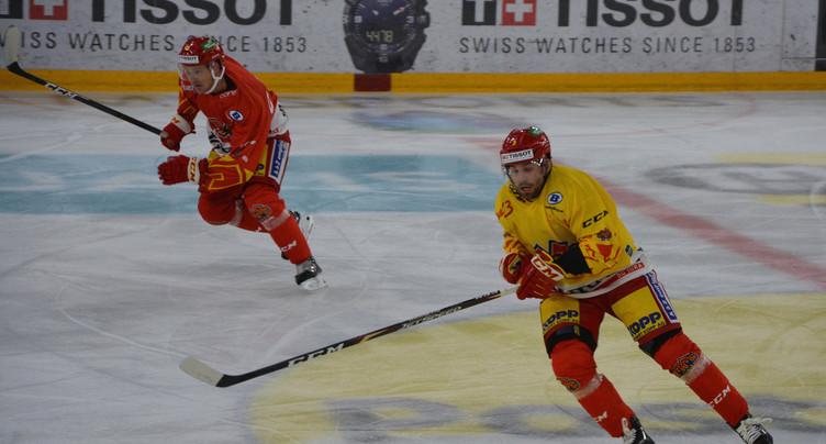 Peter Schneider quitte le HC Bienne