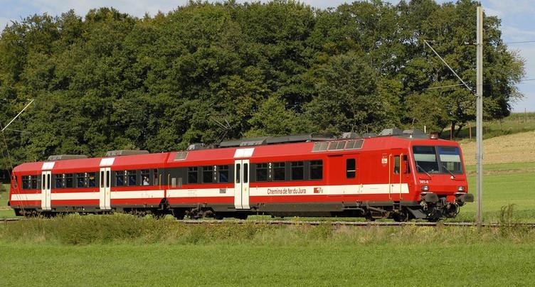 Trafic ferroviaire rétabli entre Saignelégier et Glovelier