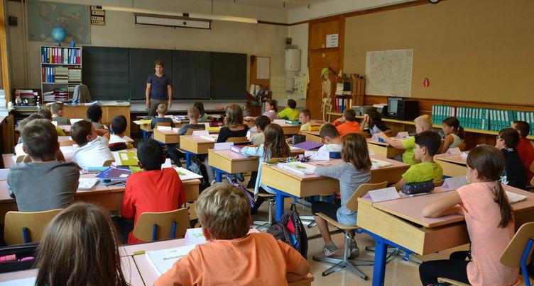 Rentrée scolaire: le canton de Berne garde sa ligne