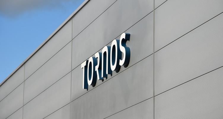 Le ciel reste sombre au-dessus de Tornos