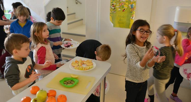L'accueil parascolaire s'étoffe à La Chaux-de-Fonds