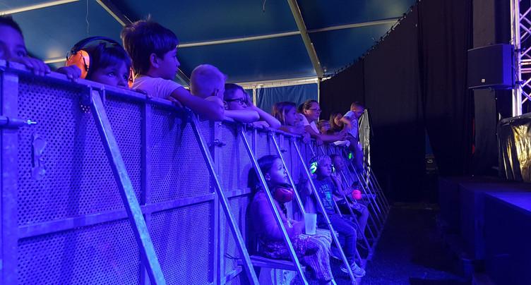 Le Rock Altitude festival ouvre ses coulisses aux plus jeunes