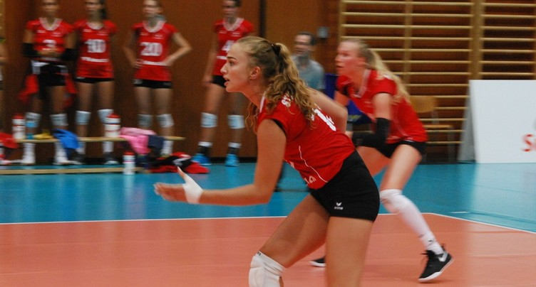 Ultime test réussi pour les volleyeuses suisses