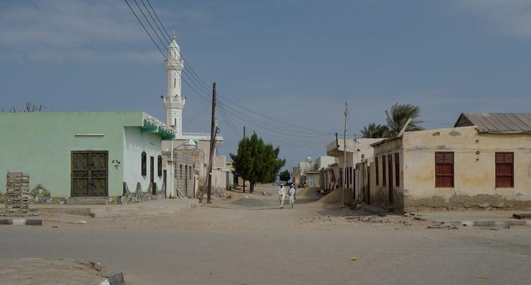 Les pieds sur terre - Témoignage au Soudan