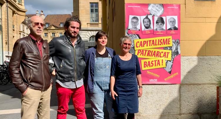 SolidaritéS lance sa campagne pour les fédérales