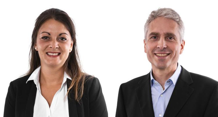 Deux nouvelles têtes au Département de l'économie et de l'action sociale
