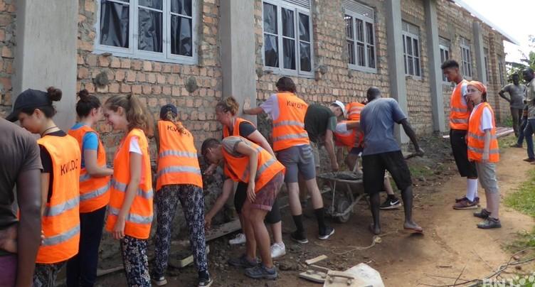 Des vacances d'été humanitaires pour quatre Jurassiens