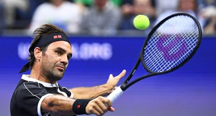 Roger Federer peut trembler