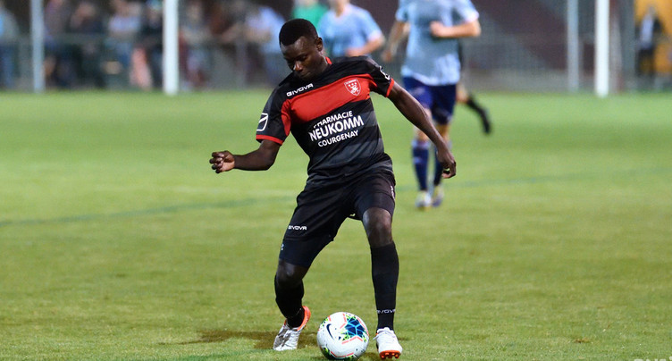 Le FC Courgenay tenu en échec