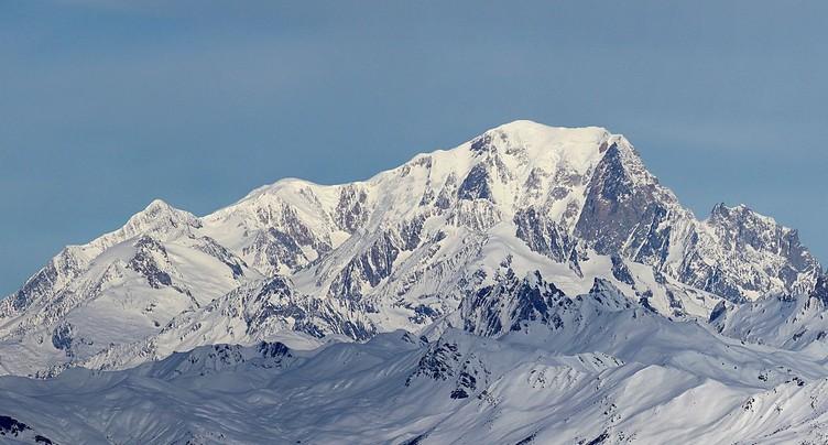Du goudron et des plumes - Mont-Blanc