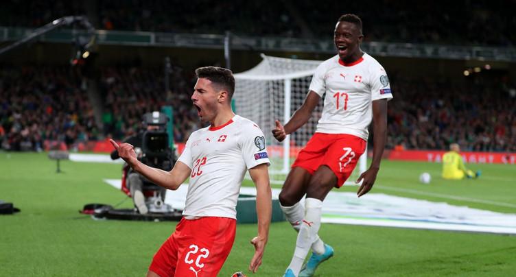 La Suisse perd deux points précieux