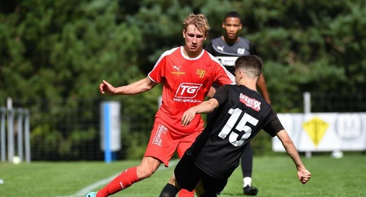 Maxime Eschmann signe au FC Bassecourt
