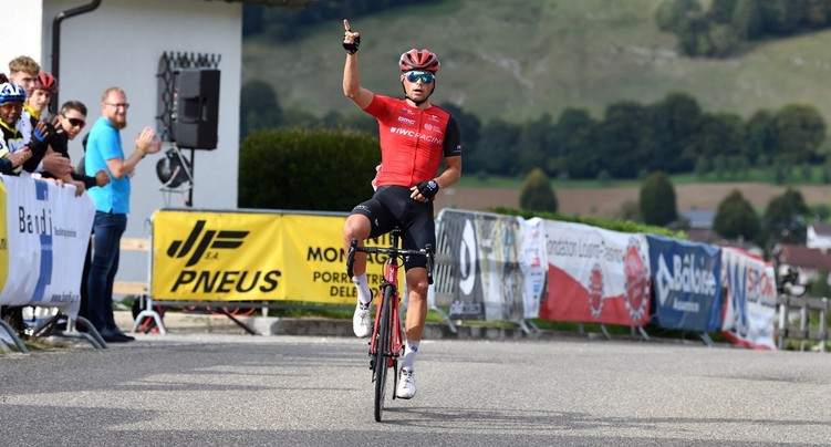 Lukas Rüegg s'adjuge le Tour du Jura