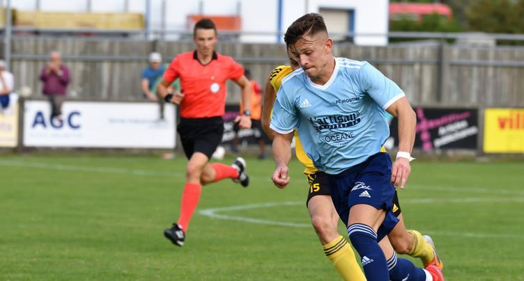 Dragan Stjepanovic rejoint le FC Bienne