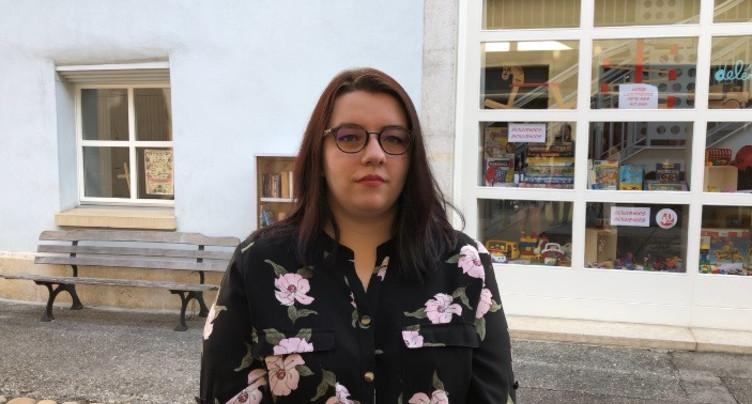 Une minute à Berne - Jessica Wiser