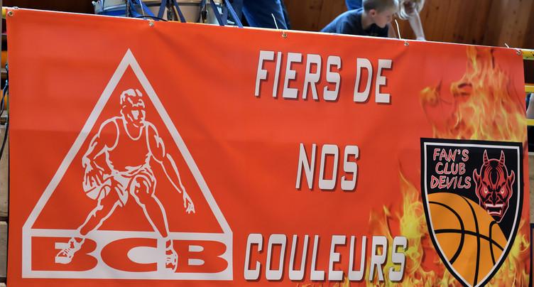 Le BC Boncourt au complet