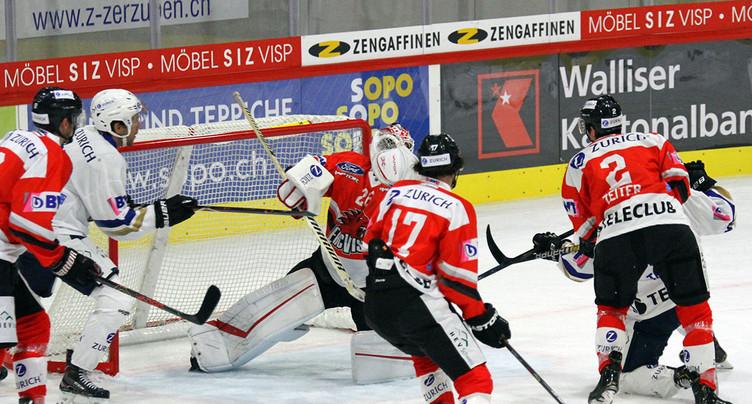 Viège - HCC Coupe de Suisse
