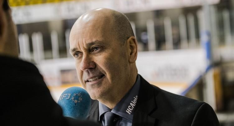 La saison du HC Ajoie en cinq questions