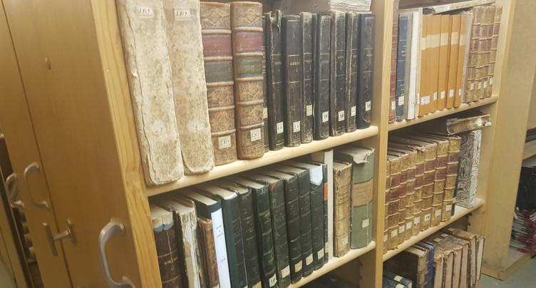 Neuchâtel : des archives en mal d'espace